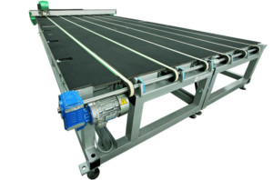 Float Glass Cutting Line Tables