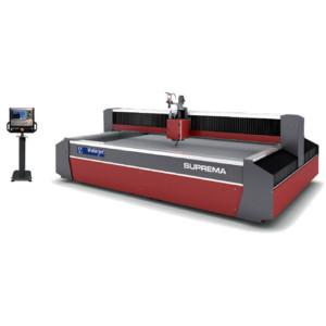 Suprema Waterjet Machines
